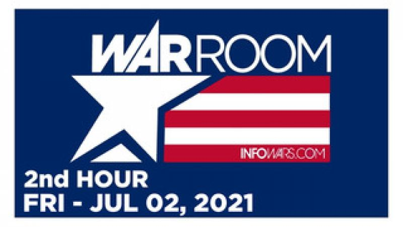 WAR ROOM (2nd HOUR) Friday 7221  EVELYN RAE, News, Calls, Reports amp; Analysis  Infowars