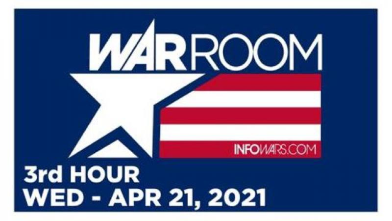 WAR ROOM (3rd HOUR) Wednesday 42121  Norm Pattis, News, Reports amp; Analysis  Infowars