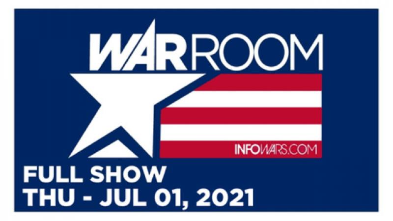 WAR ROOM (FULL) Thursday 7121  NORM PATTIS, JESSE LEE PETERSON, News, Reports amp; Analysis