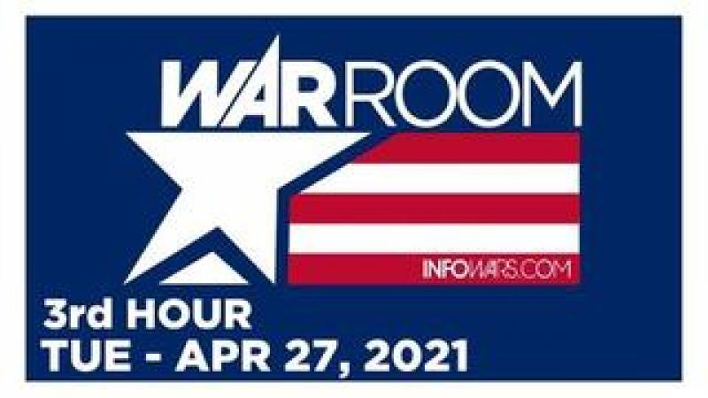 WAR ROOM (3rd HOUR) Tuesday 42721  News, Calls, Reports amp; Analysis  Infowars