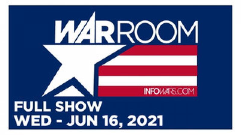 WAR ROOM (FULL) Wednesday 61621  YEONMI PARK, News, Calls, Reports amp; Analysis  Infowars