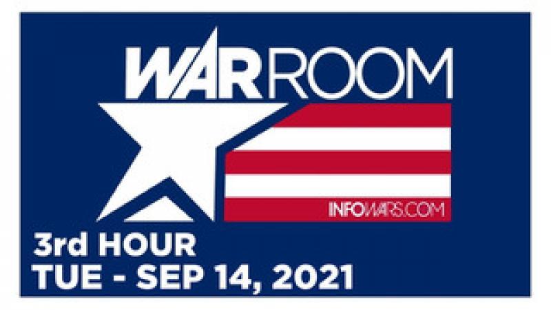 WAR ROOM (3rd HOUR) Tuesday 91421  PEGGY HALL, ALEX JONES, News, Reports amp; Analysis  Infowars