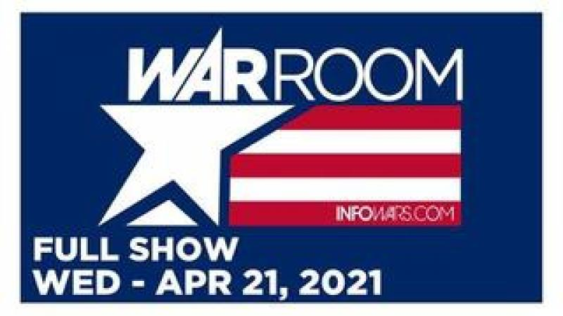 WAR ROOM (FULL) Wednesday 42121  Drew Hernandez, Norm Pattis, News, Reports amp; Analysis  Infowars
