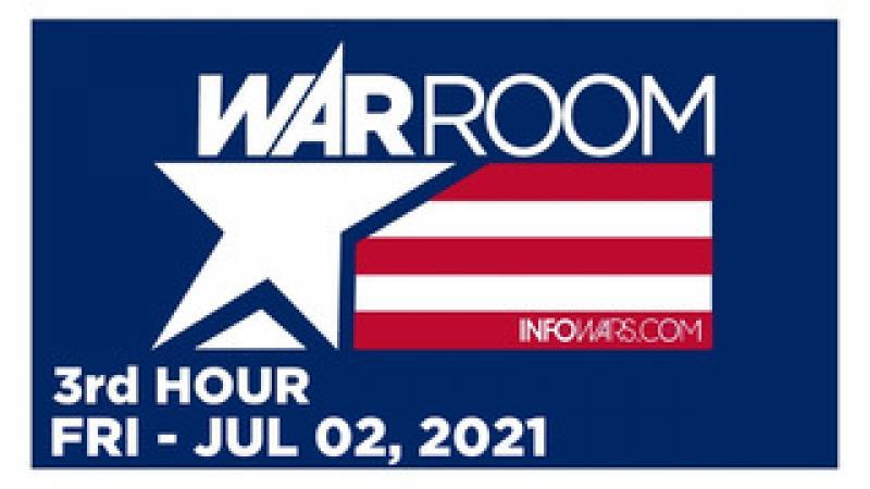 WAR ROOM (3rd HOUR) Friday 7221  News, Calls, Reports amp; Analysis  Infowars