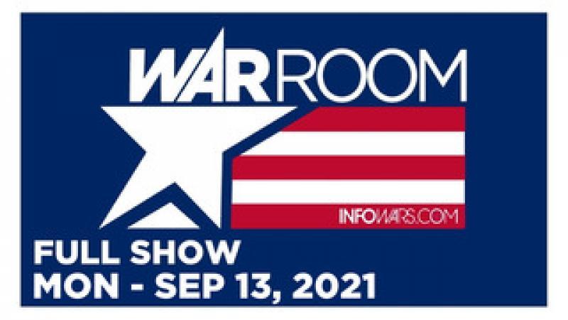 WAR ROOM (FULL) Monday 91321  ALLAN SANTOS, News, Reports amp; Analysis  Infowars