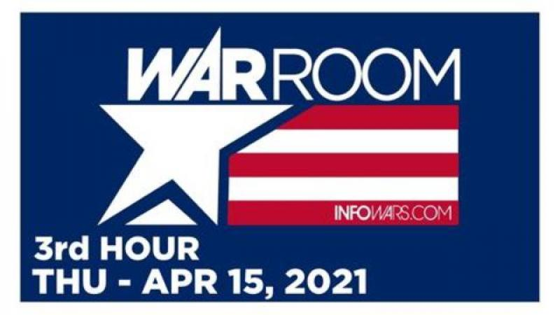 WAR ROOM (3rd HOUR) Thursday 41521  BORDER CRISIS UPDATE, News, Reports amp; Analysis  Infowars