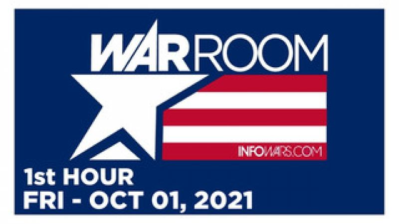 WAR ROOM (1st HOUR) Friday 10121  KRISTI LEIGH, News, Calls, Reports amp; Analysis  Infowars