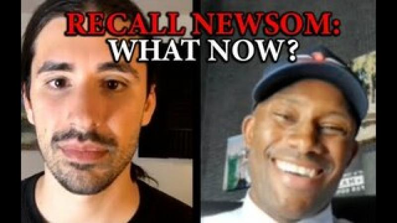 Recall Newsom: What Now? Chat With Governor Hopeful Major Williams On California#x27;s Special Electio..