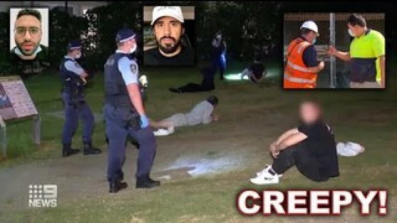 Australia News Segment Is CREEPY amp; An0maly Talks To Australian Pastor During Lockdown.