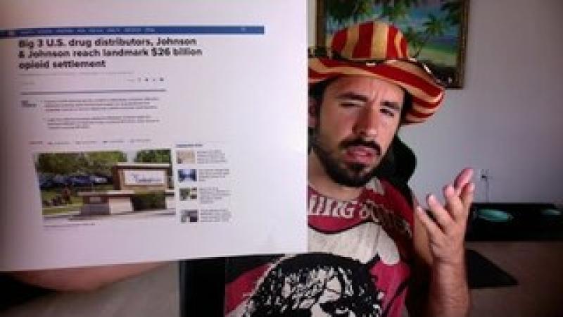 $26 BILLION DOLLAR OPIOID SETTLEMENT, Ben amp; Jerry#x27;s Dilemma amp; Rand Paul vs. Fauci Showdown