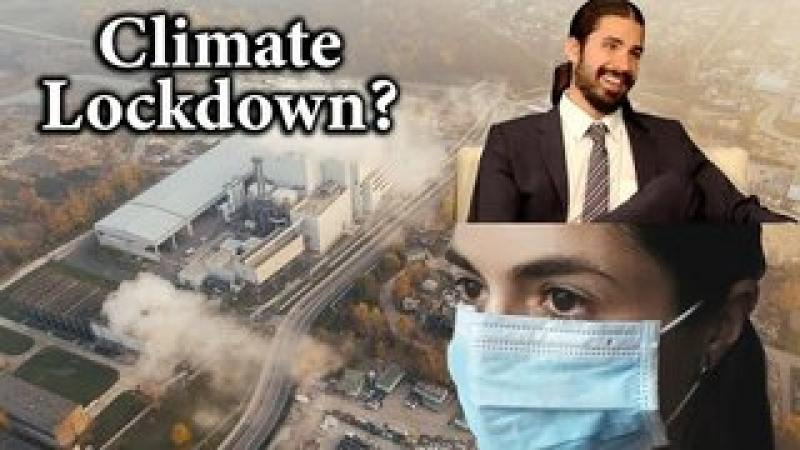 REPORT: Carbon Lockdowns Coming? They Might Try...