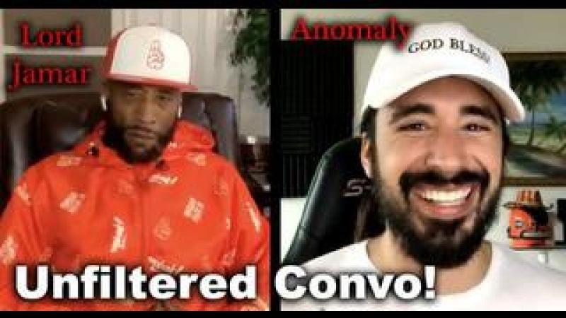 Lord Jamar amp; An0maly Have A Legendary Unfiltered Conversation!