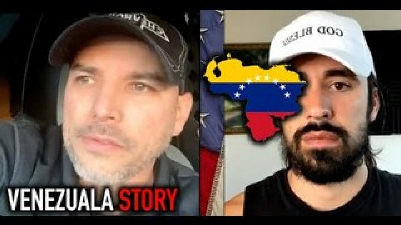 Escaped From Venezuela: WARNING To Americans! Hear His Story.