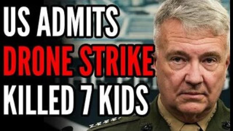 Pentagon ADMITS Drone Strike Killed 10 Civilians, CIA WARNED Biden Kids Were Present, Border Madne..