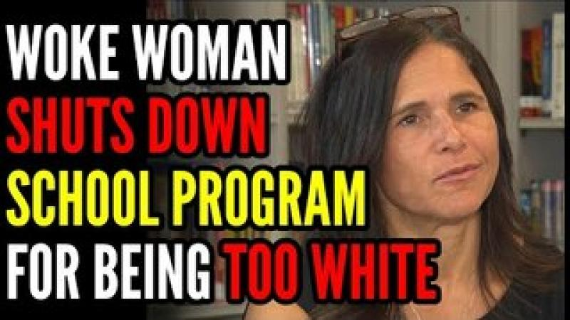 Boston CANCELS School Program For Being #x27;Too White and Asian#x27;, Amazon BANS Conservative Books