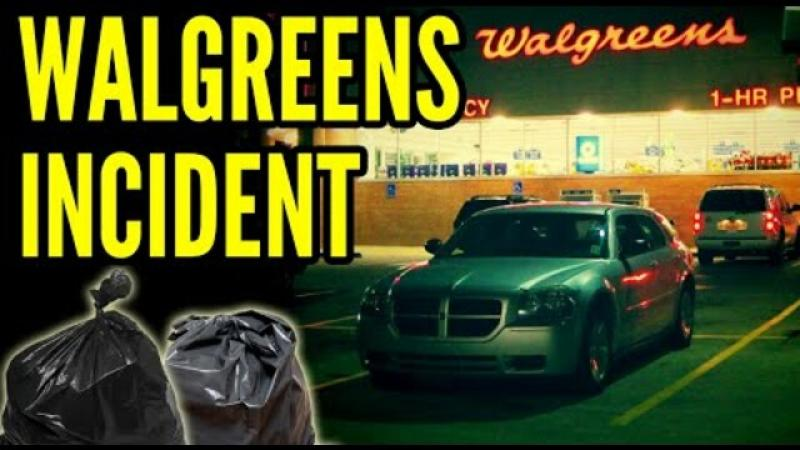 Shoplifting SURGE in San Fran as Garbage Bag Thief LOOTS in Broad Daylight, The Walgreens Incident