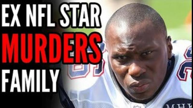 Retired Black NFL Player MURDERS White Family in South Carolina, Liberals Blame Football
