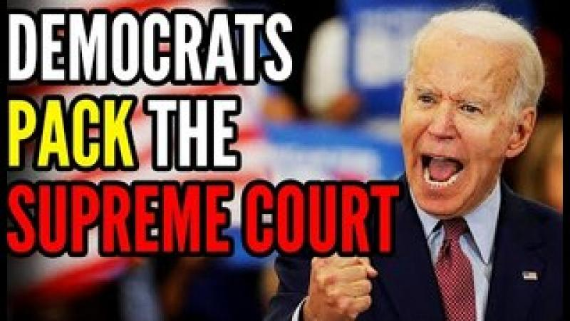Democrats Unveil Plan to PACK the Supreme Court, Republicans Warn America on the Verge of CIVIL WA..