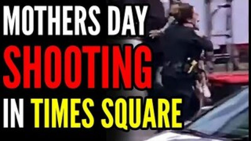 Woman and Two Children SHOT in Times Square, Democrats Turn NYC Into a Third World Country