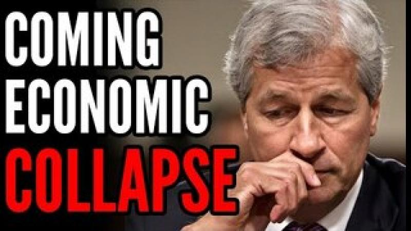 JPMorgan#x27;s CEO Warns of Economic COLLAPSE, CNN Defends Jeffrey Toobin For Exposing Himself on Zoom