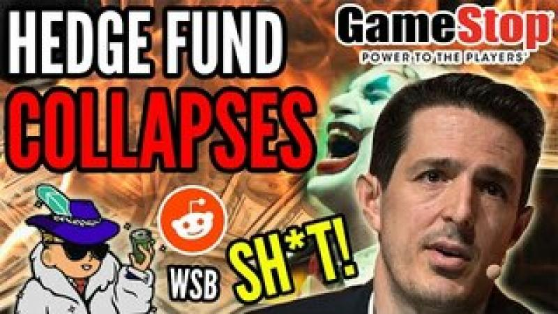 WallStreetBets is WINNING the GameStop War, Melvin Capital LOST 53% in January, $4.5 BILLION Scalp..