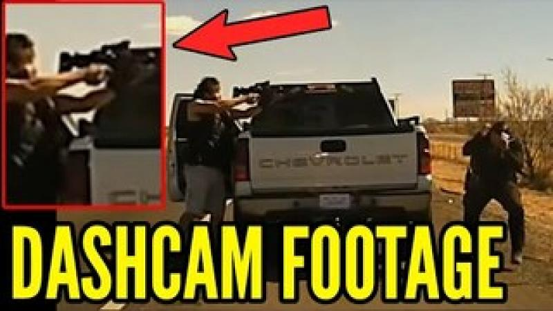 Dashcam Footage Shows the BRUTAL Killing of Police Officer, The #1 Mistake Cops Make
