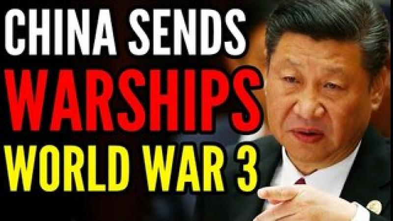 China THREATENS to Send Warships to Hawaii, Migrant SURGE in Del Rio Texas, AUKUS Pact Starts WW3