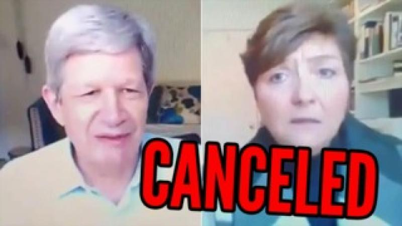 Law Professor CANCELED After Saying Black Students Don#x27;t Perform Well in Class,  LEAKED Zoom Call
