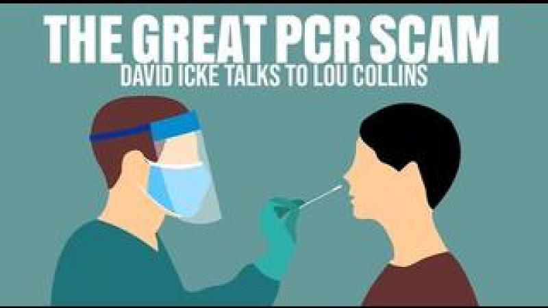The Great PCR Scam - David Icke Talks To Lou Collins