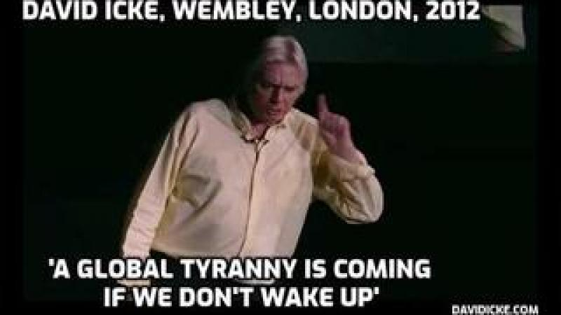 Remember Who You Are – Stand As One – David Icke last section at Wembley in 2012