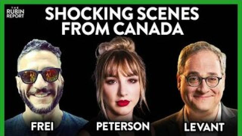 Canada#x27;s COVID Insanity: Mikhaila Peterson, Viva Frei, Ezra Levant | ROUNDTABLE | Rubin Report