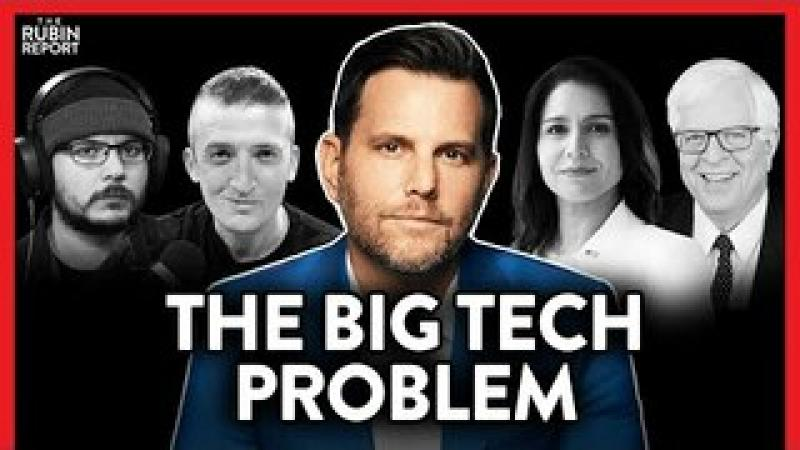 How to Fight Big Tech: Tim Pool, Dennis Prager, Michael Malice & More! | TECH | Rubin Report
