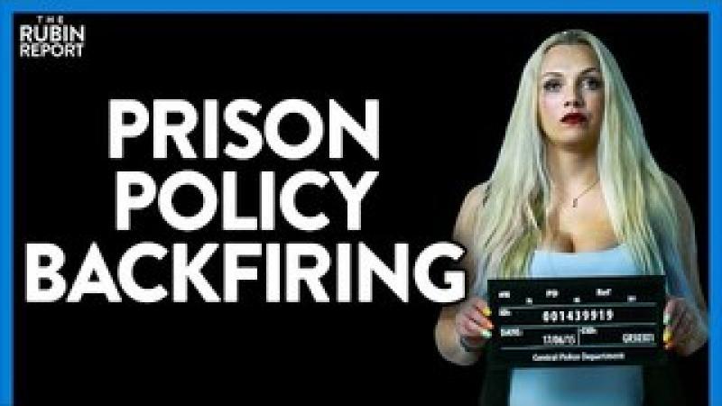 Progressive Prison Policy Backfiring amp; Harming Women Inmates as Predicted   DM CLIPS   Rubin Repor..