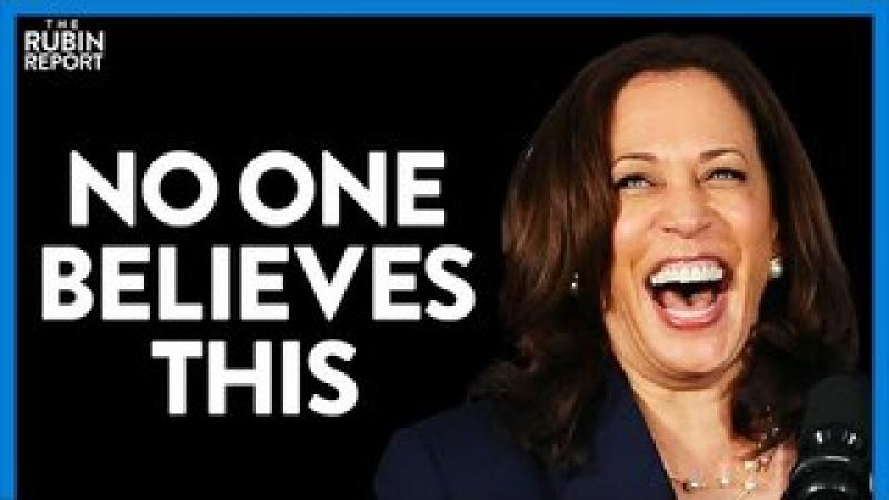 Kamala Harris Shocks Interviewer with Ridiculous Rural Voter Claim   DIRECT MESSAGE   Rubin Report