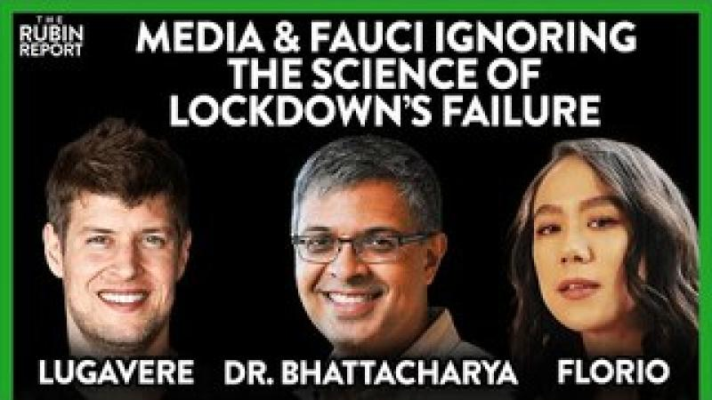 Latest Science on COVID: Dr. Jay Bhattacharya, Max Lugavere, Gina Florio | ROUNDTABLE | Rubin Repo..