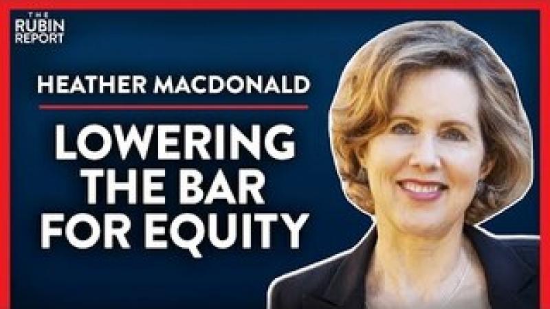 How Biden#x27;s Racial Equity Push Will Backfire (Pt. 3) | Heather Mac Donald | POLITICS | Rubin Repor..