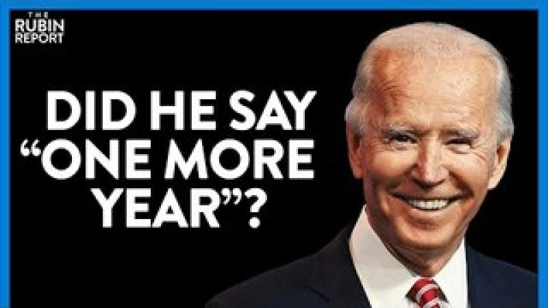 Biden#x27;s Bizarre Prediction amp; Media#x27;s Love of Cuomo Backfires | DIRECT MESSAGE | Rubin Report