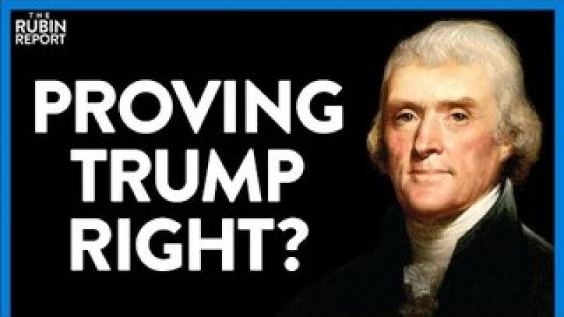 This City Just Removed This Founding Fathers Statue, Dave Rubin Responds   DM CLIPS   Rubin Report