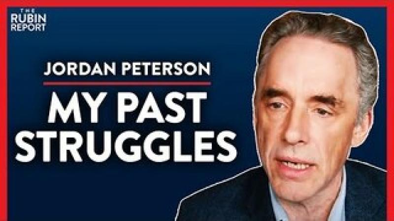 Revealing Past Struggles amp; Dealing with My Regret (Pt. 3)| Jordan Peterson | POLITICS | Rubin Repo..