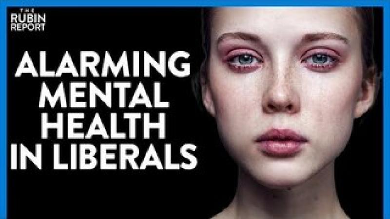 Shocking Data on Mental Health Issues in White Liberal Women | DM CLIPS | Rubin Report