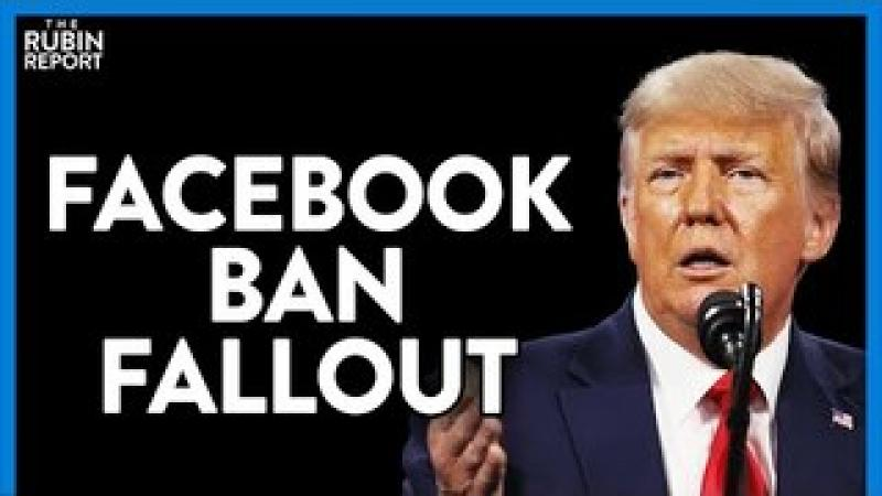 Details of Facebook#x27;s Final Decision on Trump Ban Revealed | DIRECT MESSAGE | Rubin Report