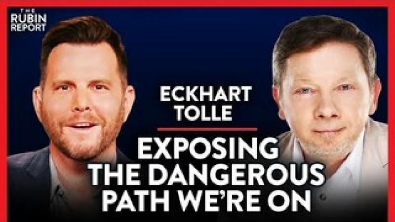 How to Protect Yourself from Toxic Beliefs amp; Tech | Eckhart Tolle | SPIRITUALITY | Rubin Report