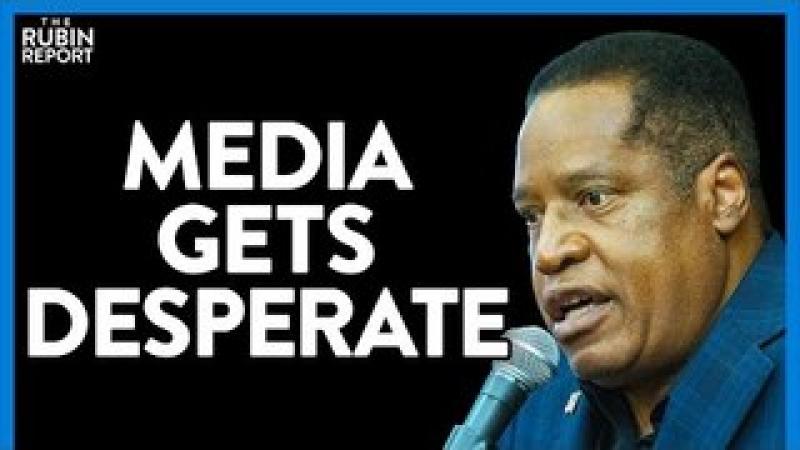 Insane Misleading Photo Used to Smear Larry Elder as Media Gets Desperate | DM CLIPS | Rubin Repor..
