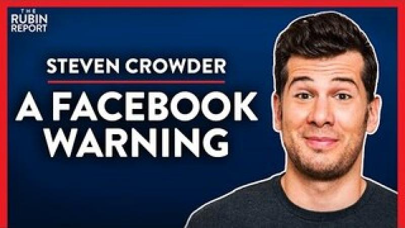 How Facebook Changes Rules amp; Destroys Businesses (Pt. 2) | Steven Crowder | COMEDY | Rubin Report