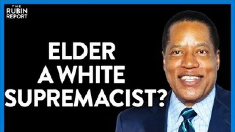 These Insane Larry Elder Media Lies Prove He#x27;s Scaring the Elite | DIRECT MESSAGE | Rubin Report