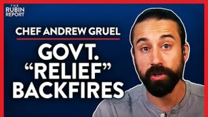 Horrible Unintended Side Effects of Govt#x27;s quot;Helpquot; (Pt. 1) | Andrew Gruel | POLITICS | Rubin Report