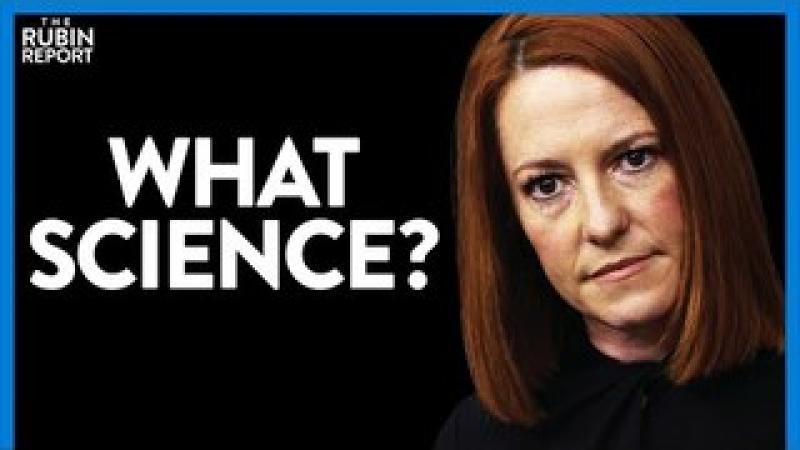 Press Sec. Stuns Reporter as She Struggles to Explain CDC Mask Plan | DIRECT MESSAGE | Rubin Repor..