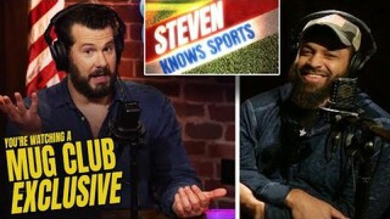 MUGCLUB EXCLUSIVE: Sports Trivia and Qamp;A with The Hodgetwins | Louder with Crowder