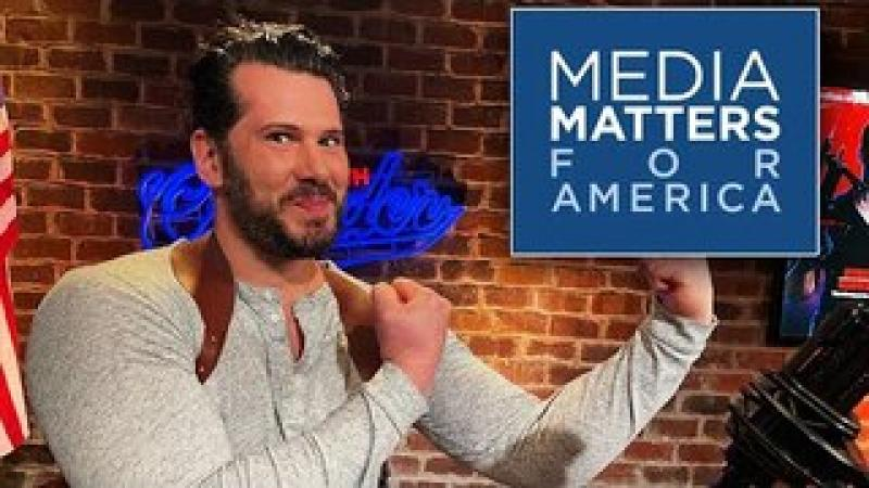 APOLOGIZE FOR WHAT?! Media Matters Cancel Culture EXPOSED! | Louder with Crowder
