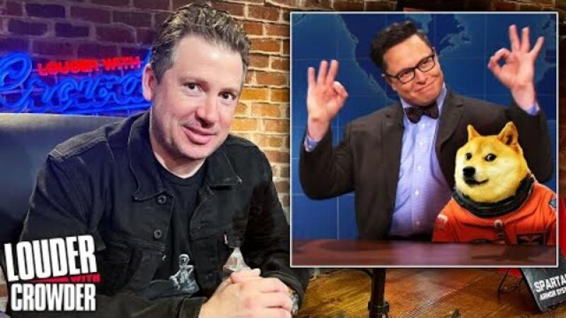 Did SNL SABOTAGE Elon Musk? | Louder with Crowder